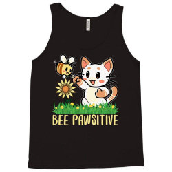 bee pawsitive Tank Top | Artistshot