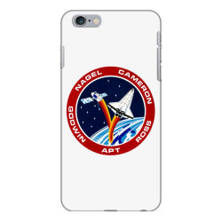 space shuttle background iPhone 6 Plus/6s Plus Case | Artistshot