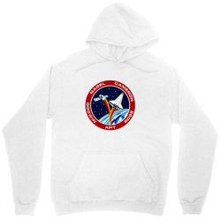 space shuttle background Unisex Hoodie | Artistshot