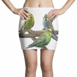 bird pet budgie parrot animals Mini Skirts   Artistshot