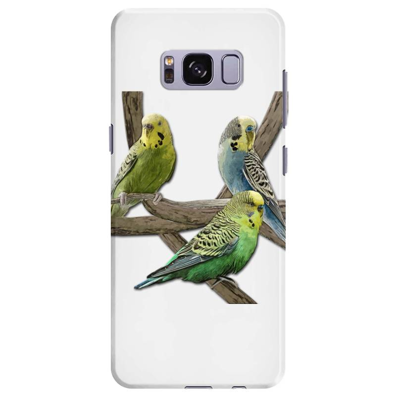 Bird Pet Budgie Parrot Animals Samsung Galaxy S8 Plus Case | Artistshot