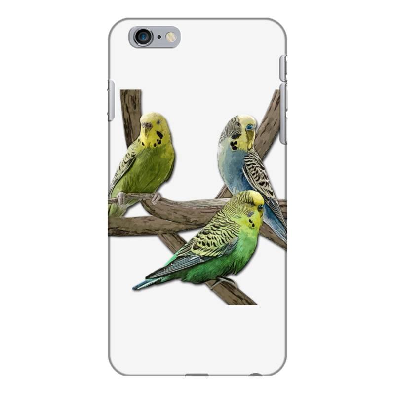 Bird Pet Budgie Parrot Animals Iphone 6 Plus/6s Plus Case   Artistshot