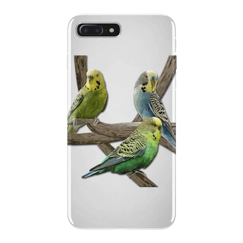 Bird Pet Budgie Parrot Animals Iphone 7 Plus Case | Artistshot