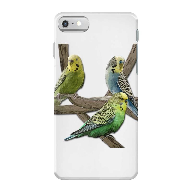 Bird Pet Budgie Parrot Animals Iphone 7 Case   Artistshot