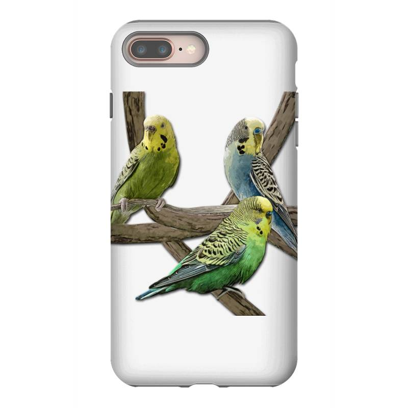 Bird Pet Budgie Parrot Animals Iphone 8 Plus Case | Artistshot