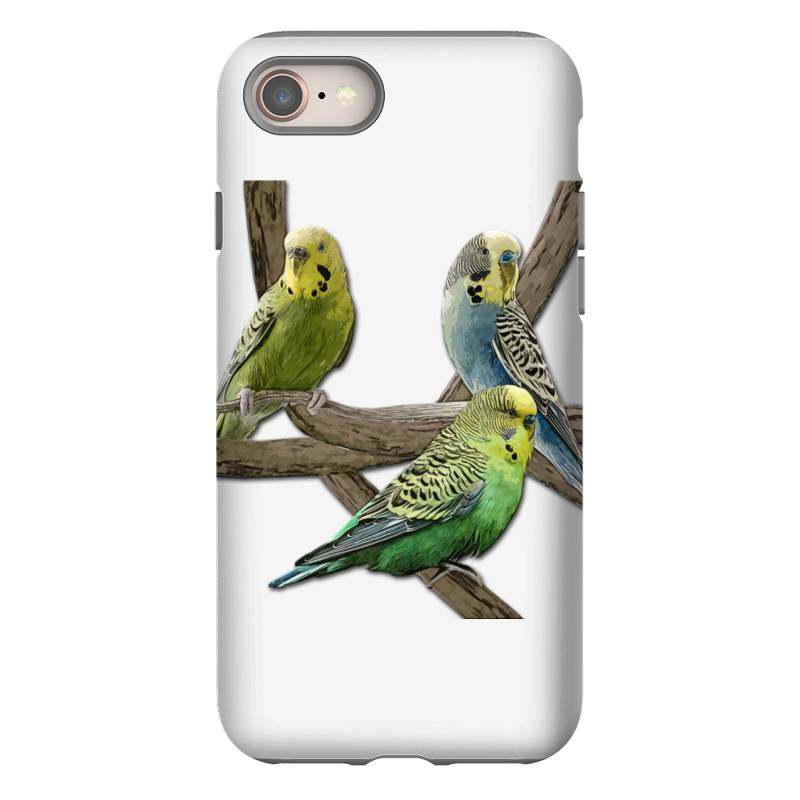 Bird Pet Budgie Parrot Animals Iphone 8 Case | Artistshot