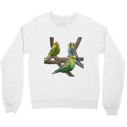 bird pet budgie parrot animals Crewneck Sweatshirt   Artistshot