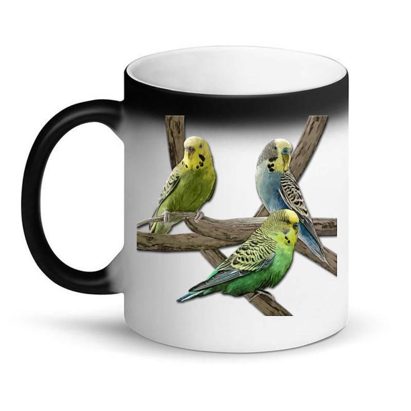 Bird Pet Budgie Parrot Animals Magic Mug   Artistshot