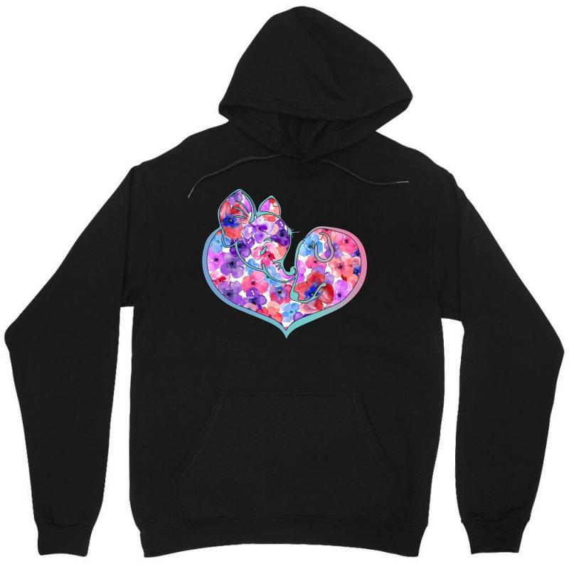 Elephant And Dog Unisex Hoodie | Artistshot