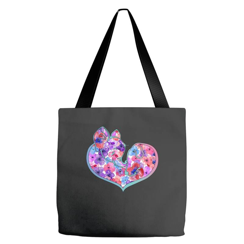 Elephant And Dog Tote Bags | Artistshot