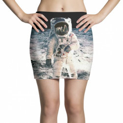 astronaut apollo Mini Skirts | Artistshot