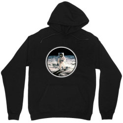 astronaut apollo Unisex Hoodie   Artistshot