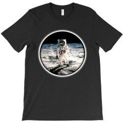 astronaut apollo T-Shirt   Artistshot