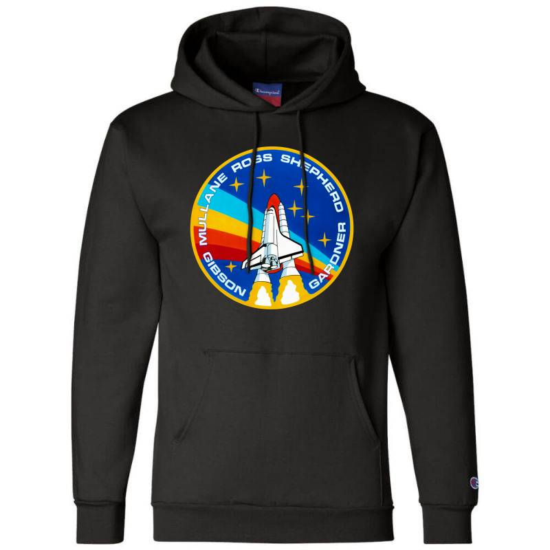 Space Shuttle Program Champion Hoodie | Artistshot