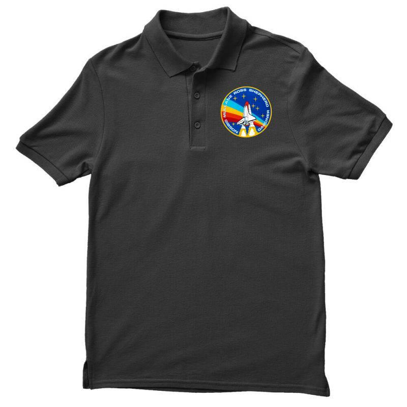Space Shuttle Program Men's Polo Shirt | Artistshot