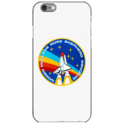space shuttle program iPhone 6/6s Case | Artistshot