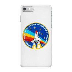 space shuttle program iPhone 7 Case | Artistshot
