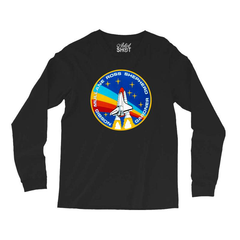 Space Shuttle Program Long Sleeve Shirts | Artistshot