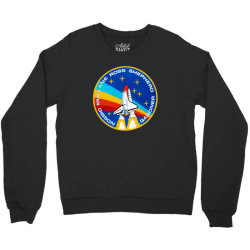 space shuttle program Crewneck Sweatshirt | Artistshot