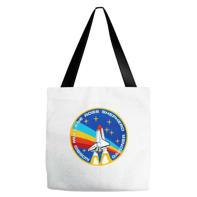 Space Shuttle Program Tote Bags | Artistshot