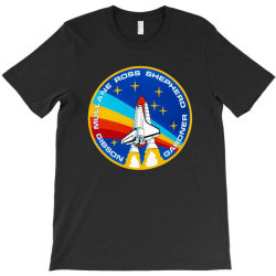 space shuttle program T-Shirt | Artistshot