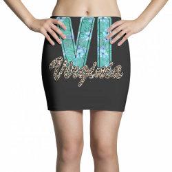 virginia Mini Skirts | Artistshot