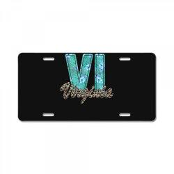 virginia License Plate   Artistshot