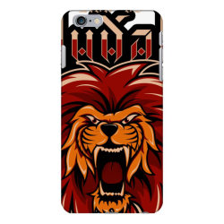 Lion of judah iPhone 6 Plus/6s Plus Case | Artistshot
