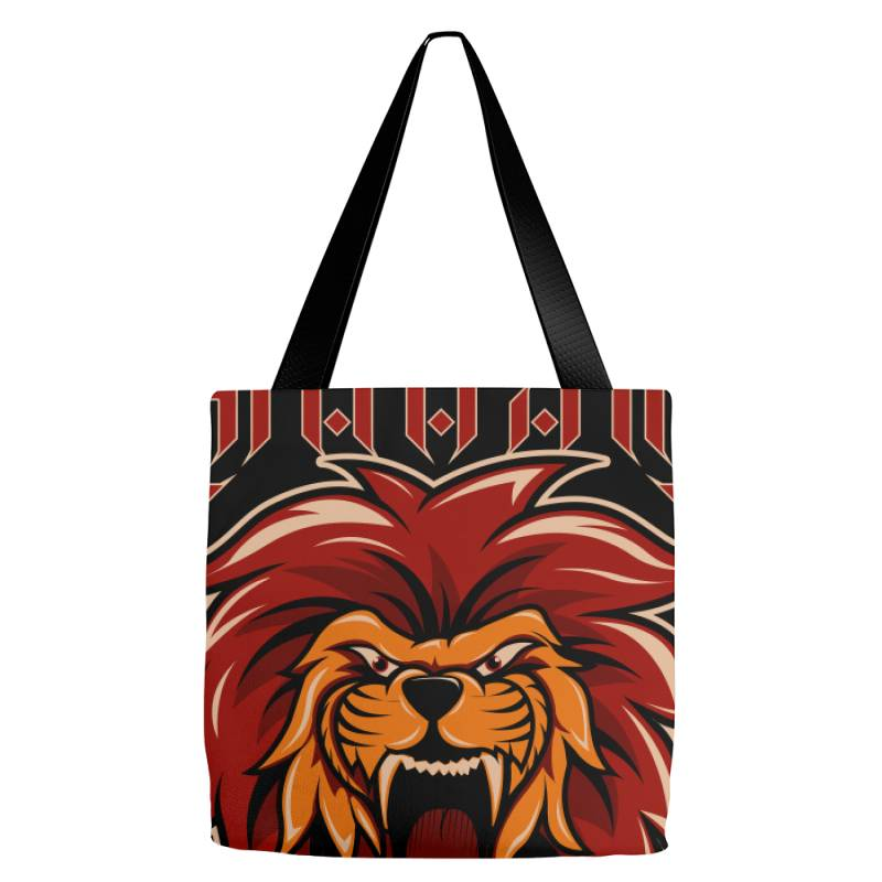 Lion Of Judah Tote Bags | Artistshot