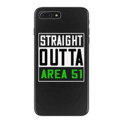straight outta area 51 shirt iPhone 7 Plus Case   Artistshot