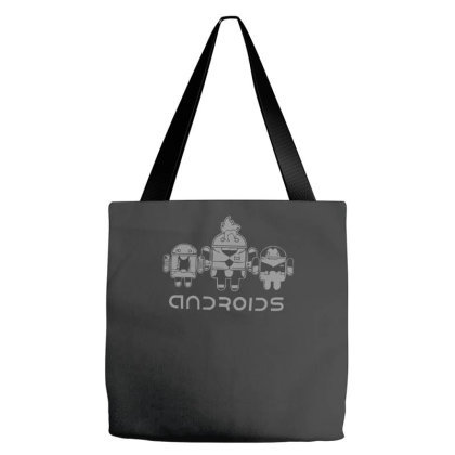 Androids Tote Bags Designed By Zak4