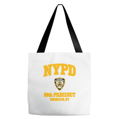 99th Precinct   Brooklyn Ny Tote Bags Designed By Coolstars