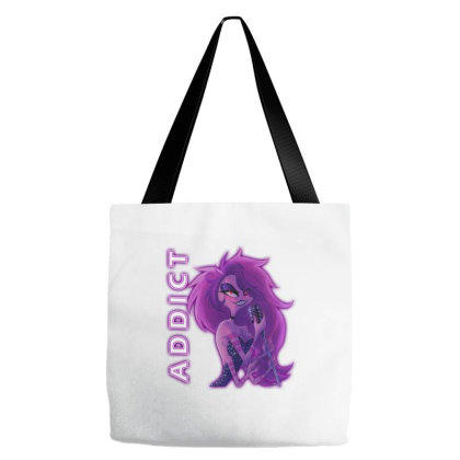 Angel Dust Addict Wo Tote Bags Designed By Coolstars