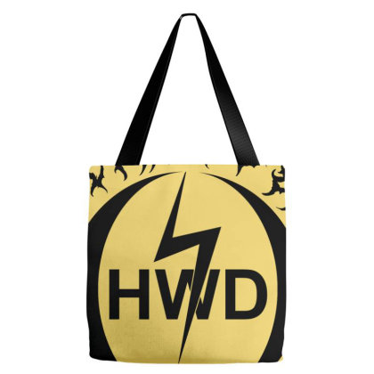 Hwd Tote Bags Designed By Shirt1na