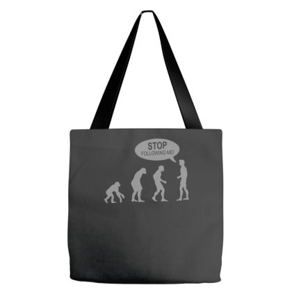 Banksy Funny Human Evolution Indie Tote Bags Designed By Zak4