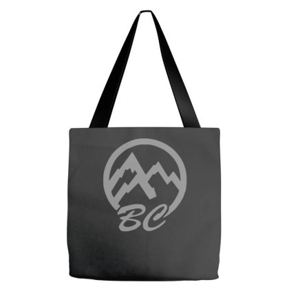 Bc Mountains British Col Tote Bags Designed By Zak4