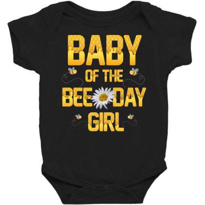Baby Of The Bee Day Girl Baby Bodysuit