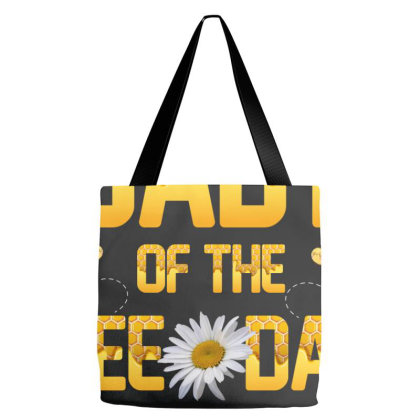 Baby Of The Bee Day Girl Tote Bags Designed By Sengul