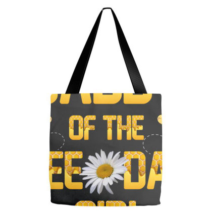 Daddy Of The Bee Day Girl Tote Bags Designed By Sengul