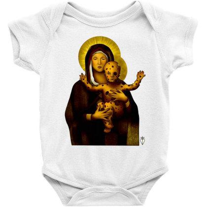 Baby Cheesus Baby Bodysuit