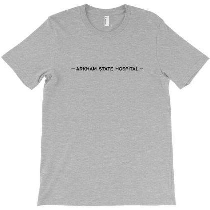 Arkham State Hospital T-shirt Designed By Asatya
