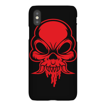 Skull Iphonex Case Designed By Estore