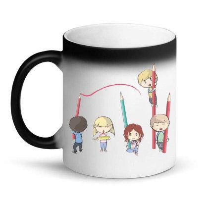 Children Magic Mug Designed By Estore