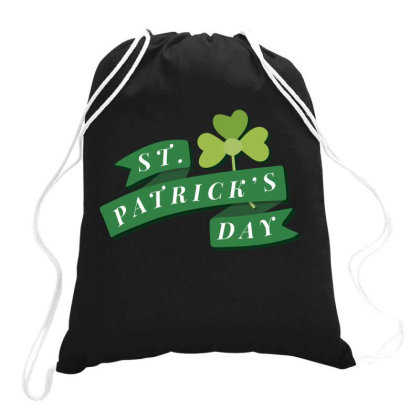 St. Patrick's Day Drawstring Bags Designed By Estore