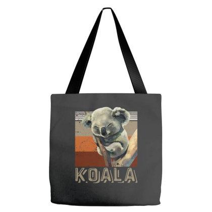 Koala Extinction Australia Bushfire Tote Bags Designed By Badaudesign