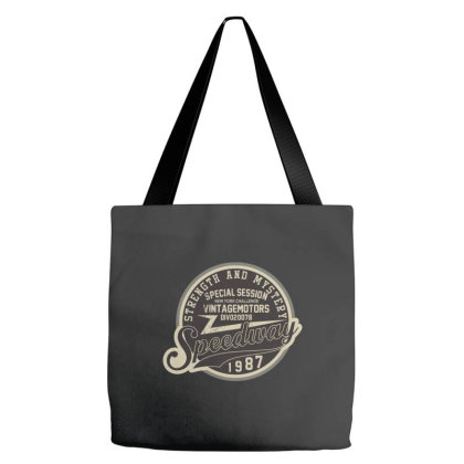 Speedway Tote Bags Designed By Estore