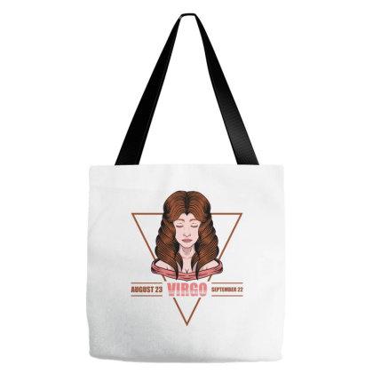 Virgo Tote Bags Designed By Estore