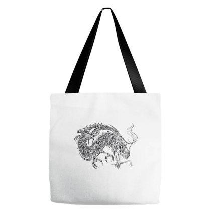 Dragon Tote Bags Designed By Estore
