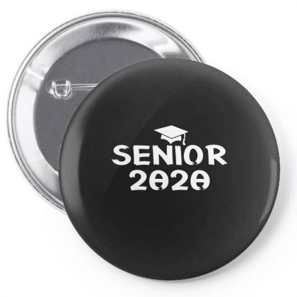 Senior 2020 Shirt Pin-back Button Designed By Faical