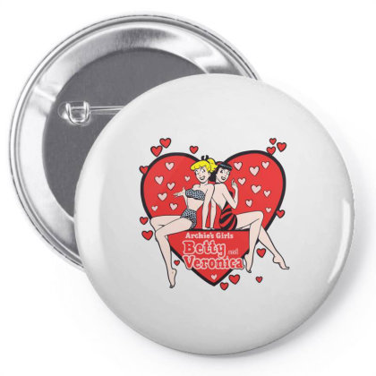 Archie's Girls Pin-back Button Designed By Just4you